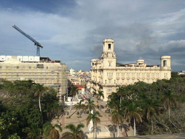 Hotel Inglaterra, Habana Vieja