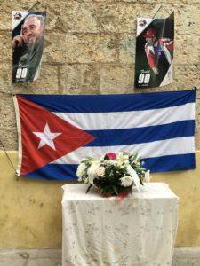 Fidel Castro's death