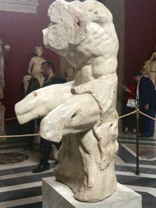 God's torso